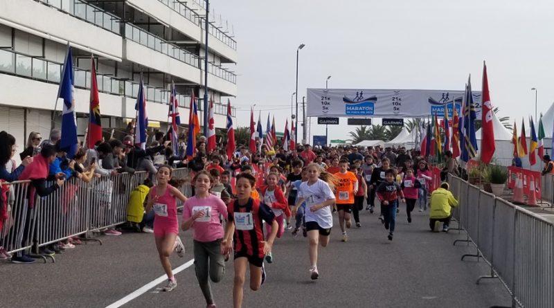 Protocolo propuesto en España para carreras de calle.