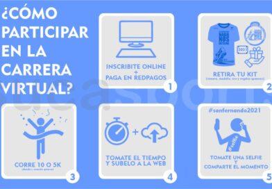 San Fernando Virtual, como participar!