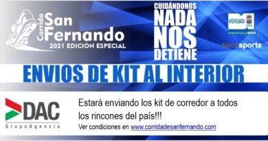 Kit San Fernando, envío por DAC